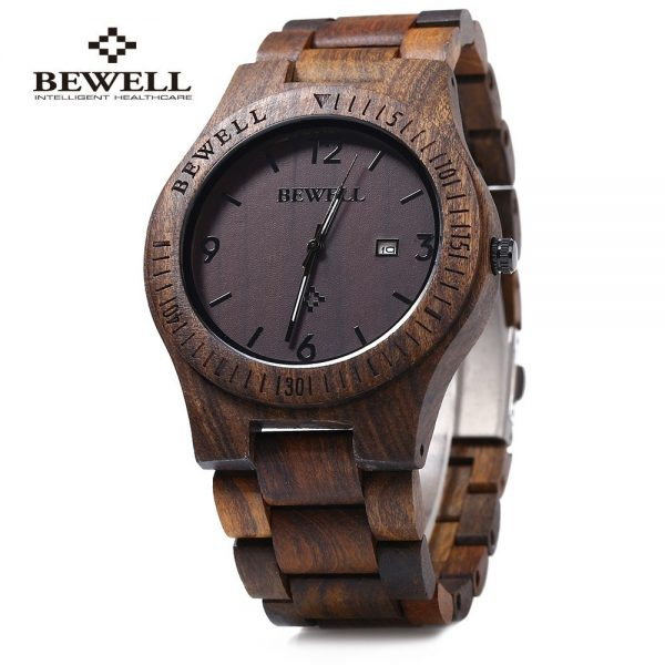 bewell-zs-w086b-ebony-watch