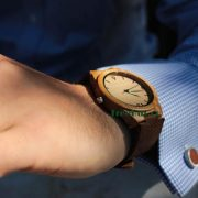 Treeut-nova-leather-wood-watch