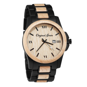 original-grain-classic_steel_maple_black_wood-watch
