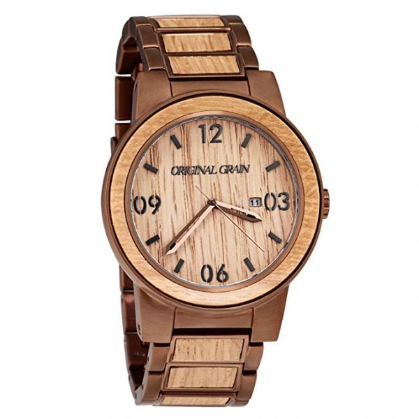 original-grain-espresso-american-oak-barrel-wood-watch-wrist