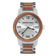 original-grain-mahogany-wood-with-brushed-steel-band-2