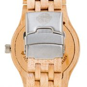 tense-yukon-beige-maple-wood-watch clasp