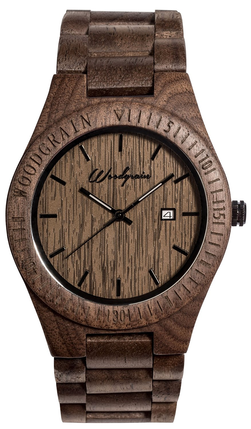 original stonewashed by products collection barrel hawaiian black whiskey wood steel grain watch koa watches stainless