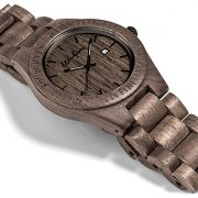 Walnut Wood Grain Watch 2