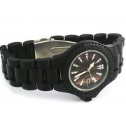 Black Wood - Quartz Analog Watch (4)
