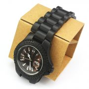 Black Wood - Quartz Analog Watch (5)