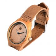 Tamlee Bamboo Wood Watch (1)
