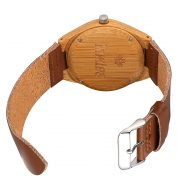 Tamlee Casual Wooden Watch for Men (5)