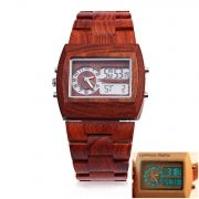 Tamlee Dual Display - Red Men's Watch (2)