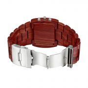 Tamlee Dual Display - Red Men's Watch