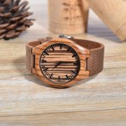 Walnut Wooden Watch (3)