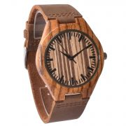 Walnut Wooden Watch (4)