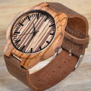 Walnut Wooden Watch (6)
